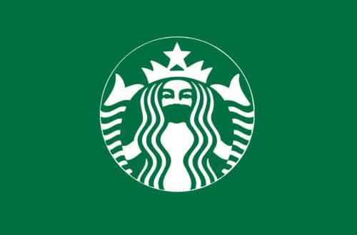Koronavírus logó Starbucks HEGYVARI's Design